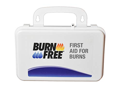 Gima - BurnFree, Kit di Emergenza Completo, Prodotti Medicali per Ustioni