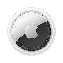 Repérez puis retrouvez vos objets, et localisez vos proches ou vos appareils dans l'app Localiser L'AirTag se configure d'un simple geste, qui le connecte instantanément à votre iPhone ou iPad Faites retentir un son via le haut-parleur intégré pour r...
