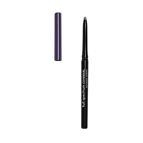 COVERGIRL Defining Moment, All Day Eyeliner, Deep Purple, 0.012 Ounce