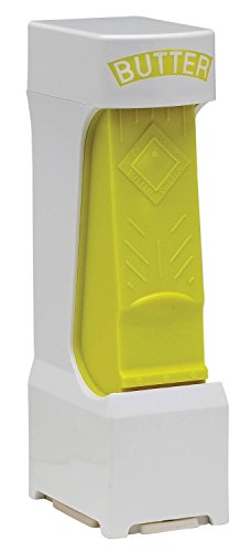 Butter Cutter, ELEOPTION One Click Stick Butter Cutter with Stainless Steel Blade (Butter Cutter)