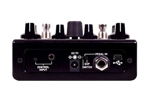 Source Audio Nemesis–Pedal de efecto delay negro