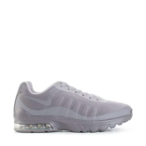 Nike Damen Air Max Invigor Print (gs) Laufschuhe, Mehrfarbig (Atmosphere Grey/Guns 001), 35.5 EU