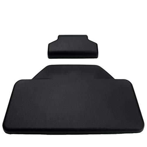 ljym88 Almohadilla de respaldo fácil de instalar exterior impermeable suave decoración bolsas...