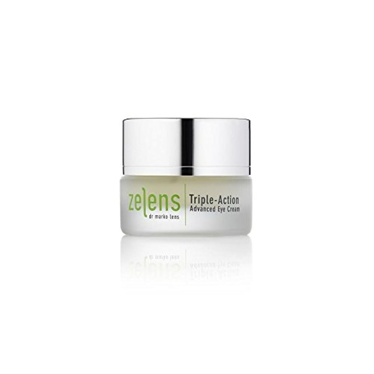 取り囲む商業の認可Triple Action Advanced Eye Cream (Pack of 6) - トリプルアクション高度なアイクリーム x6 [並行輸入品]