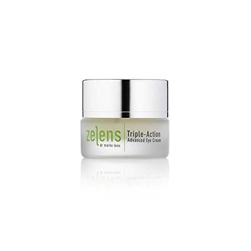 ささやきお嬢無視するTriple Action Advanced Eye Cream (Pack of 6) - トリプルアクション高度なアイクリーム x6 [並行輸入品]