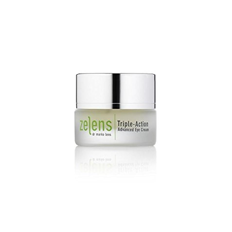 一ルー南東Triple Action Advanced Eye Cream (Pack of 6) - トリプルアクション高度なアイクリーム x6 [並行輸入品]