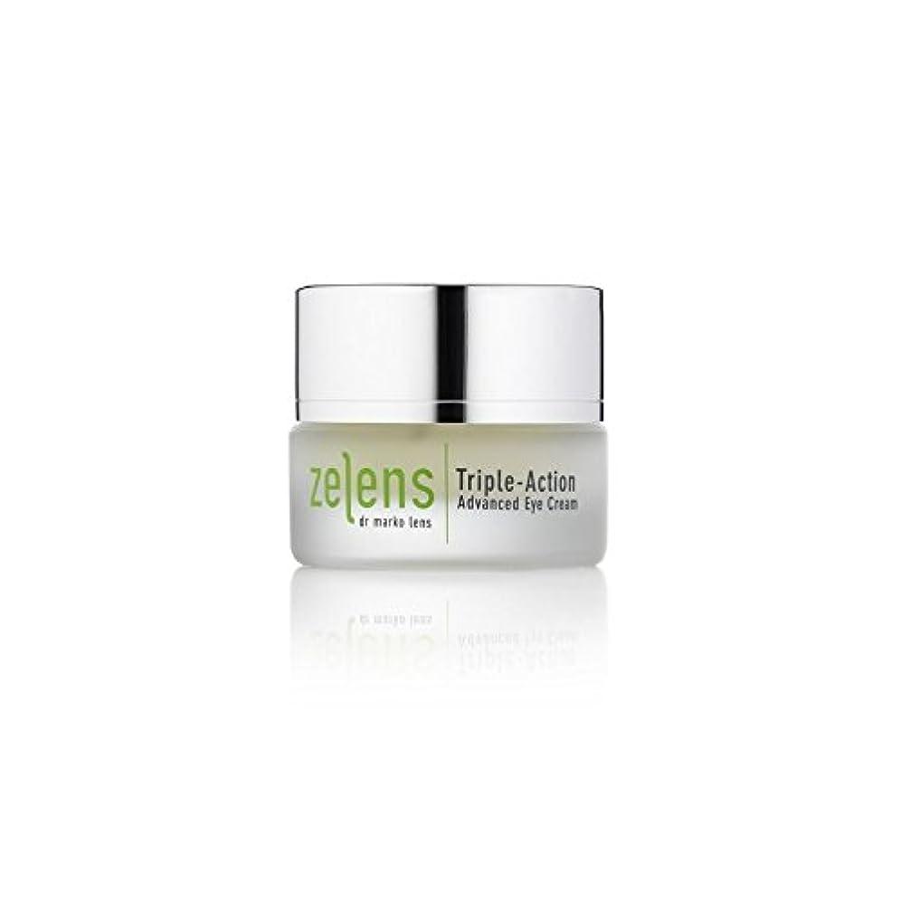 アクセント電子レンジ涙Triple Action Advanced Eye Cream (Pack of 6) - トリプルアクション高度なアイクリーム x6 [並行輸入品]