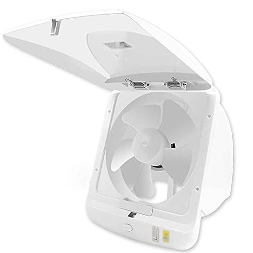 MU Ventilador de Soporte de Pedestal, Ventilador, Ventilador de Ventilación, Ventilador de Escape de Baño, para la Cocina Baño de la Mesa de Baño Ventilador de Ventilación