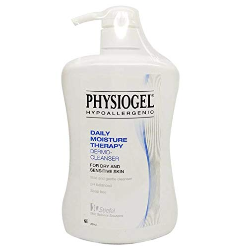 PHYSIOGEL Cleanser is so mild that it can be used for sensitive skin and even on babies.