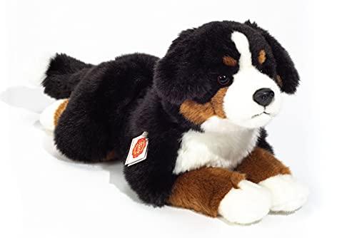 Teddy Hermann 91940 Hund Berner Sennenhund 40cm, Kuscheltier, Plüschtier