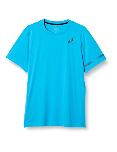 ASICS Camiseta Padel M SS Aqua