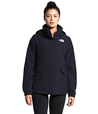 The North Face Women's Osito Triclimate Jacket, Aviator Navy, S