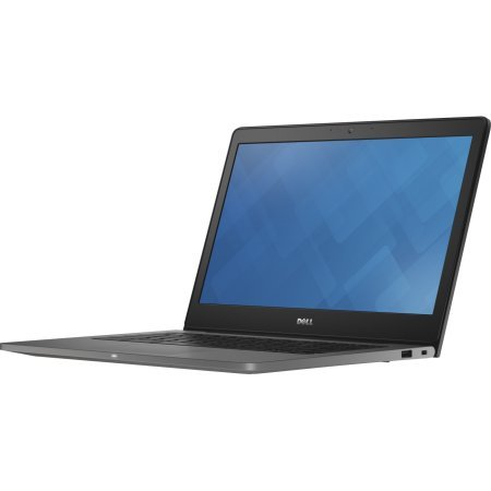 Dell Chromebook 13 7310 13.3' Touchscreen [in-plane Switching [ips] Technology] Chromebook - Intel Core I3 [5th Gen] I3-5005u Dual-core [2 Core] 2 Ghz - Black - 4 Gb Ram - Chrome Os (crm7310-4039blk)