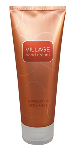 Village Cosmetics Hand Treatment Apricot Pack of 2 x 75 ml