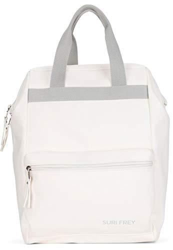 SURI FREY Rucksack Suri Sports Jessy 18006 Damen Rucksäcke Uni White 300One Size