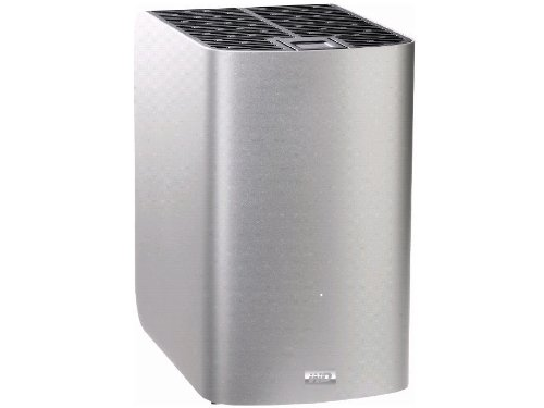 WD My Book Thunderbolt Duo 4TB External Dual Hard Drive Storage with...