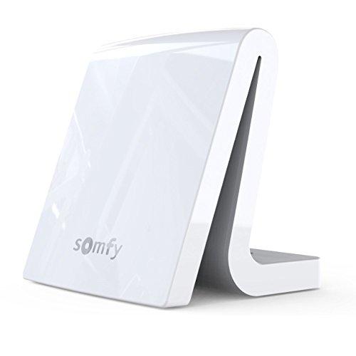 Somfy® TaHoma Premium Box Paquete de iniciación para automatización del hogar