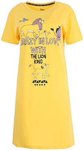 Gelbes Nachthemd Der König der Löwen Disney S