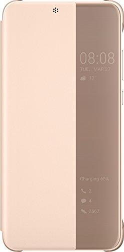 Huawei View Cover - Funda para P20, color rosa