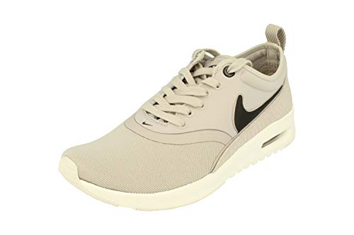 Nike Air Max Thea Ultra PRM Sneaker Donna 848279 – 003, (light iron ore black ivory 002), 36.5 EU
