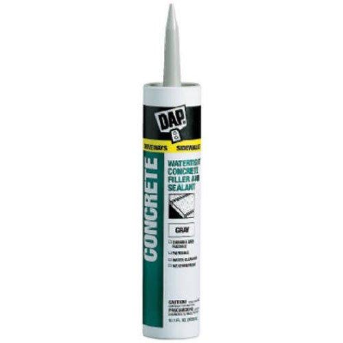 DAPConcrete Watertight Filler and Sealent 10.1 ounce Gray