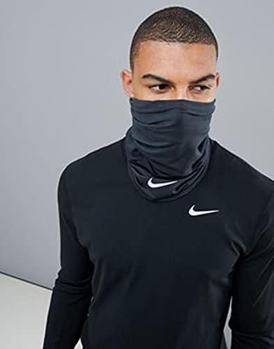 Nike Dri-Fit Wrap - Neck Wrap (Black) - One Size Fits All - Unisex