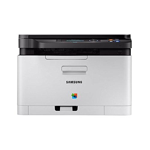 Samsung Serie Xpress SL-C480W - Impresora láser Multifuncional Color