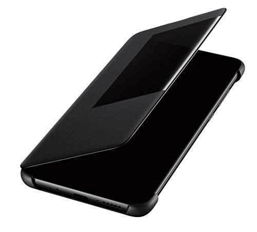 Huawei 51992621 Smart Flip View Cover, passend für Mate 20, Black