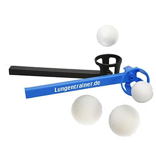 HAB Atemtrainingsgerät Flow-Ball® Plus Twin