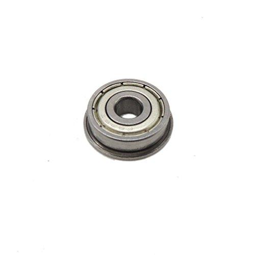 5PCS 6700ZZ Deep Groove Metal Double Shielded Ball Bearing 10mm*15mm*4mm