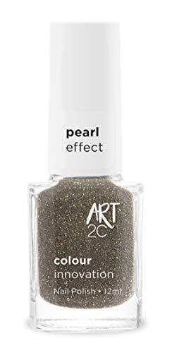 Art 2C - Esmalte de uñas efecto diamante y perla - 6 colores, 12ml, color: Brilliant inside (DP04)
