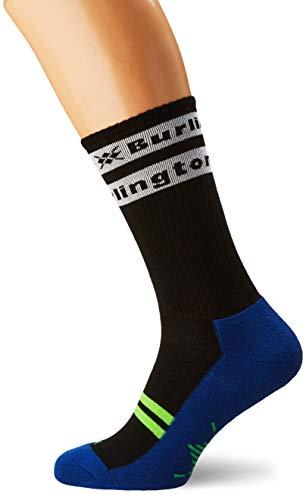 Burlington heren Action Boy Socks, zwart, 40-46