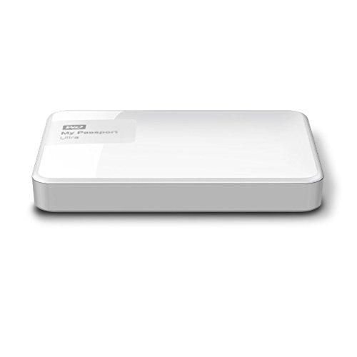 『WD HDD ポータブルハードディスク 2TB My Passport Ultra WDBBKD0020BWT-PESN USB3.0/ホワイト/暗号化パスワード保護/3年保証』の7枚目の画像