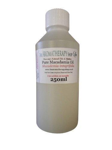 The Aromatherapy Shop Pur Huile De Macadamia - 250ml