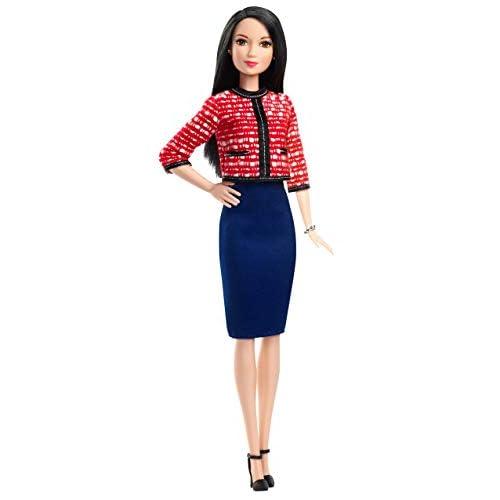 Barbie Carriere Iconiche, Presidente, Edizione Esclusiva per 60° Anniversario, da Collezionare, Bambola Giocattolo per Bambini 3 + Anni GFX28