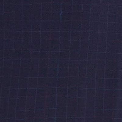 Henry Terre Chemise de Nuit Hommes Douce Manches Longues V/êtement de Nuit