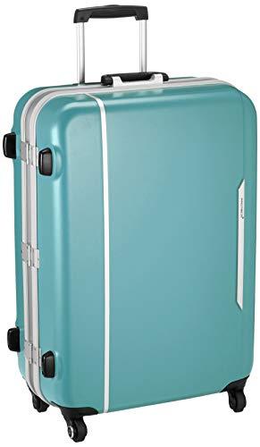 [プロテカ] スーツケース 日本製 レクトIII 80L 68 cm 5.3kg ピーコックブルー
