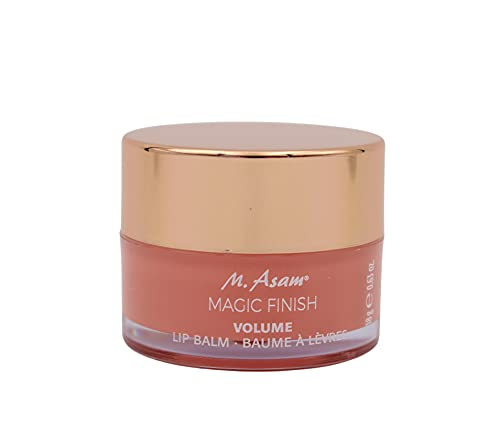 M. Asam® Magic Finish Volume Lip Balm Peachy Orange, 18 g mit Sheabutter & Bienenwachs