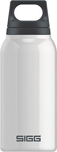 SIGG 8448 drinkfles unisex volwassenen, wit, FR: S (maat fabrikant: 0,3 l)