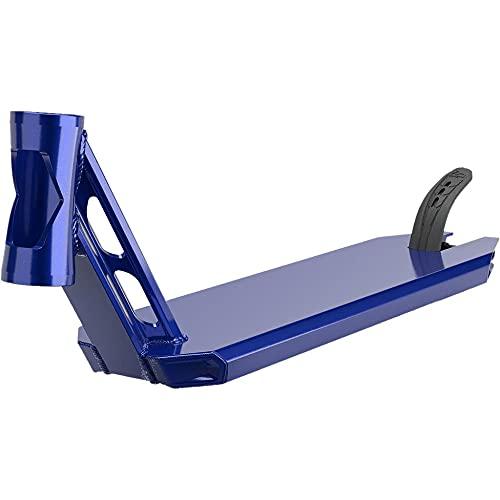 Fuzion Deck Entropy Candy Blue - Patinete (4,7 x 19,5 cm), color azul