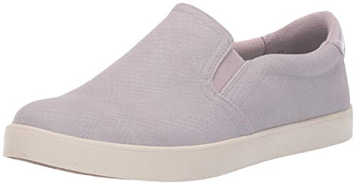 Dr. Scholl's Shoes Women's Mist Snake Print Sneaker, Lilac, 6.5