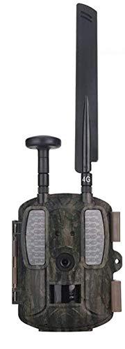 Wildkamera,4G Jagd Kamera, GPS, HD Kamera Überwachung Infrarot Outdoor Wald Nachtsicht Überwachung APP-Betrieb
