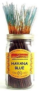 Havana Blue - 100 Wildberry Incense Sticks [並行輸入品]