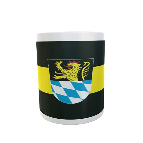U24 Tasse Kaffeebecher Mug Cup Flagge Amberg