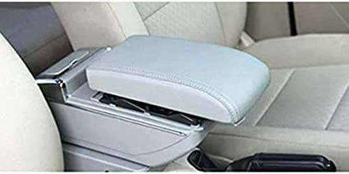 Caja de reposabrazos Universal Coche Central Para Mercedes-Benz Smart Fortwo Forfour, reposabrazos Caja de Almacenamiento Accesorios de modificación