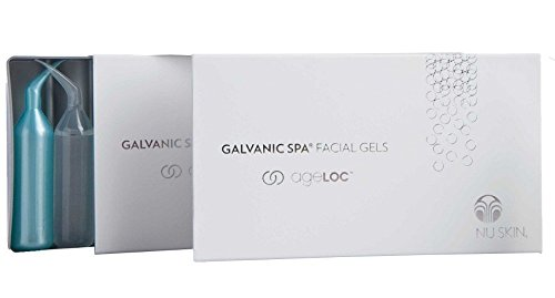 NUSKIN Nu Skin - Galvanic Spa ageLOC Facial Gels - 2 Boxes by Jubujub