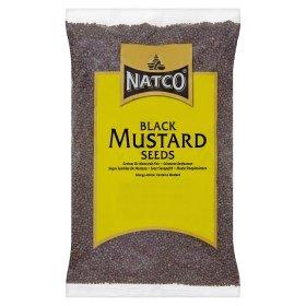 NATCO Semillas de Mostaza Negra 2kg