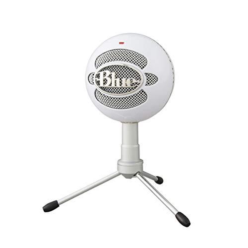 Blue Microphones Snowball iCE USB コンデンサー マイク White スノーボール アイス ホワイト BM200W 国内...