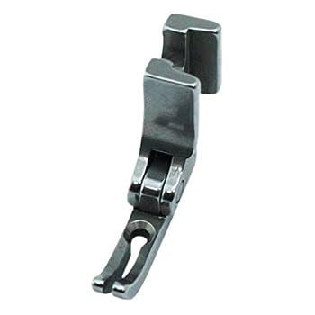 Cutex Low Shank Narrow Zipper Foot for Home Sewing Machine
