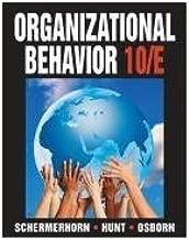 Organizational Behavior 10th Edition (Book Only)